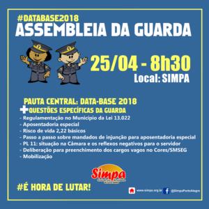 Assembleia da Guarda Municipal @ Simpa | Rio Grande do Sul | Brasil