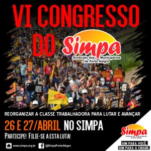 VI Congresso do Simpa @ Simpa | Rio Grande do Sul | Brasil