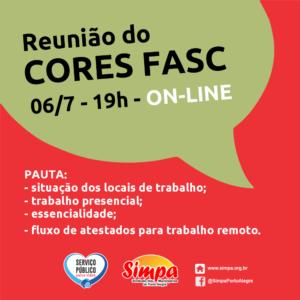 Cores Fasc- 6/7/2020